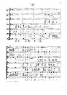 Lagrime di San Pietro: No.8-14 by Orlando di Lasso