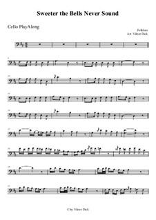 Süßer die Glocken nie klingen: Für Cello by folklore