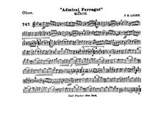 Admiral Farragut: Oboenstimme by Frank Hoyt Losey