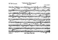 Admiral Farragut: Cornet I part by Frank Hoyt Losey