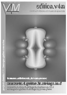 Konzert in d-Moll: Version für Gitarre und Streicher by Tomaso Albinoni
