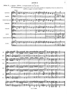 La princesse de Navarre, RCT 54: Akt I by Jean-Philippe Rameau