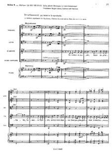 La princesse de Navarre, RCT 54: Akt III, Szene V by Jean-Philippe Rameau
