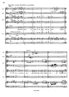 Zéphyre, RCT 61: Scene VIII by Jean-Philippe Rameau