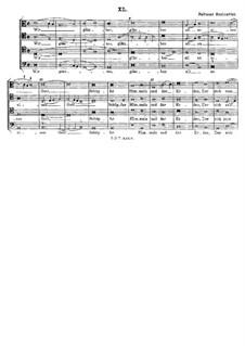Wir gläuben all an einen Gott – Singpartitur: Wir gläuben all an einen Gott – Singpartitur by Balthasar Resinarius