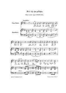 Frauenliebe und Leben, Op.42: Klavierauszug mit Singstimmen by Robert Schumann