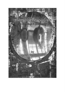 The Dark Glass Sinfonia: The Dark Glass Sinfonia by Sarah Wallin Huff