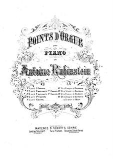 Kadenzen zum Klavierkonzert Nr.4 von Beethoven: Kadenzen zum Klavierkonzert Nr.4 von Beethoven by Anton Rubinstein