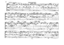 Drei Präludien und Fugen, Op.37: Nr.2 in G-Dur by Felix Mendelssohn-Bartholdy