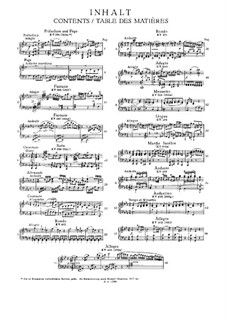 Präludium und Fuge in C-Dur, K.394: Für Klavier by Wolfgang Amadeus Mozart