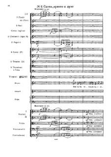Mazepa, TH 7: Akt I Nr.2 Szene, Arioso und Duo by Pjotr Tschaikowski