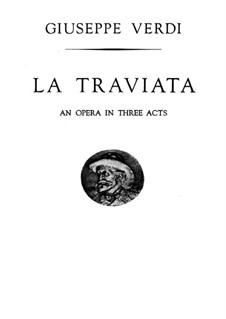 Fragmente: Akt I Nr. 1 Präludium by Giuseppe Verdi