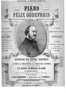 Les Songes Dorés, Op.57: Les Songes Dorés by Felix Godefroid