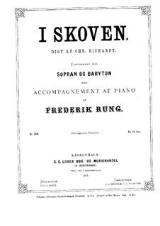 I Skoven, Op.11: I Skoven by Frederik Rung