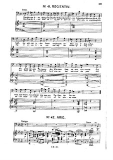 Die Jahreszeiten, Hob.XXI/3: Teil IV. Der Winter, Nr.41-44 by Joseph Haydn