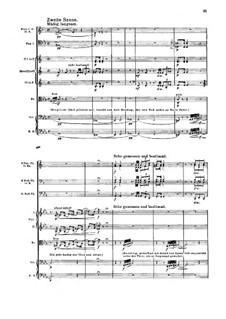 Die Walküre, WWV 86b: Akt I, Szene II by Richard Wagner