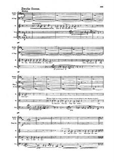 Die Walküre, WWV 86b: Akt II, Szene II by Richard Wagner