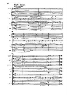 Die Walküre, WWV 86b: Akt II, Szene V by Richard Wagner