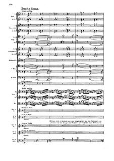 Die Walküre, WWV 86b: Akt III, Szene II by Richard Wagner