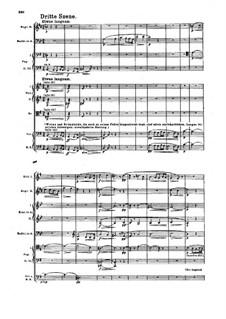 Die Walküre, WWV 86b: Akt III, Szene III by Richard Wagner
