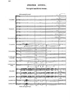 Götterdämmerung, WWV 86d: Akt II by Richard Wagner