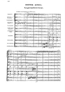 Götterdämmerung, WWV 86d: Akt III by Richard Wagner
