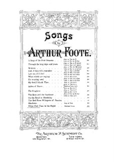 Ships that Pass in the Night: Ships that Pass in the Night by Arthur  Foote