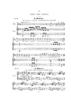 L'Allegro, il Penseroso, ed il Moderato, HWV 55: No.39-47 by Georg Friedrich Händel