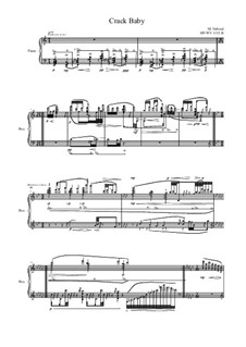 Piece for piano, MVWV 1133B: Piece for piano by Maurice Verheul