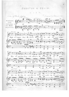 Sigh No Longer. Duet: Sigh No Longer. Duet by Edward James Loder