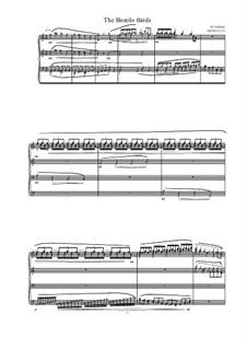 The Bozolo thirds, MVWV 1215: The Bozolo thirds by Maurice Verheul