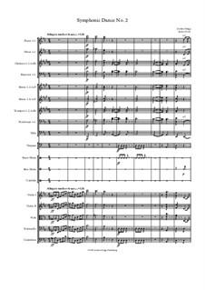Symphonic Dance No.2: Symphonic Dance No.2 by Jordan Grigg