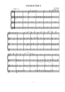Musica sanitatem: Nr.2, MVWV 1221 by Maurice Verheul