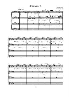 Musica sanitatem No.3, MVWV 1222: Musica sanitatem No.3 by Maurice Verheul