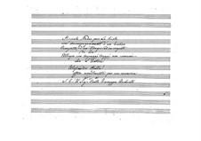 Kleine Etüde für Bratsche und Violine, BI 64: Kleine Etüde für Bratsche und Violine by Alessandro Rolla