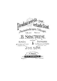 Potpourri: Potpourri by Bedřich Smetana