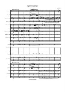 Music for the Ballet: Music for the Ballet by Jordan Grigg