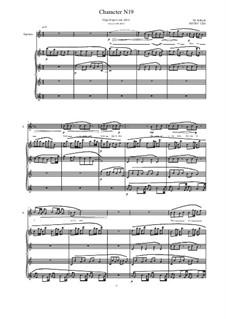 Musica sanitatem: No.19, MVWV 1236 by Maurice Verheul