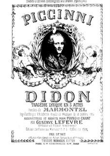 Didon: Didon by Nicola Piccini