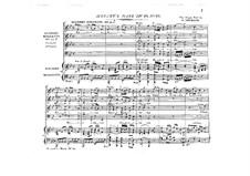 Messe Nr.14 in B-Dur (Missa brevis Nr.9), K.275: Für Stimmen und Orgel by Wolfgang Amadeus Mozart