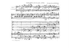 Messe Nr.6 in F-Dur (Missa brevis No.3), K.192: Für Stimmen und Orgel by Wolfgang Amadeus Mozart