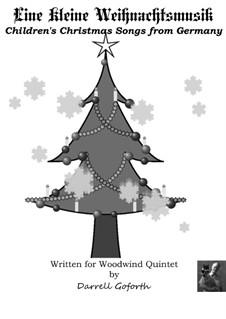 Eine Kleine Weihnachtsmusik: Eine Kleine Weihnachtsmusik by Darrell Goforth