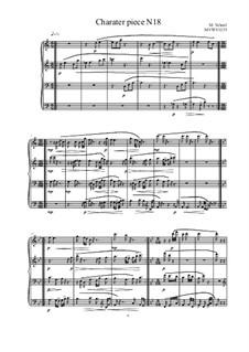 Musica sanitatem: No.18 for Piano, MVWV 1235 by Maurice Verheul