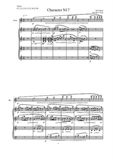 Musica sanitatem: No.17 for Piano and Bells, MVWV 1234 by Maurice Verheul