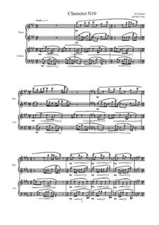 Musica sanitatem: No.10 for Celesta and Piano, MVWV 1254 by Maurice Verheul