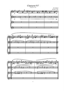 Musica sanitatem: No.7 for Piano, MVWV 1226 by Maurice Verheul