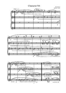 Musica sanitatem: No.6 for Piano, MVWV 1225 by Maurice Verheul
