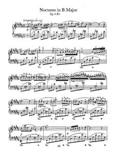 Nr.3 in H-Dur: Für Klavier by Frédéric Chopin
