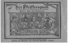 Der Pfeiffersgsell: Der Pfeiffersgsell by Unknown (works before 1850)
