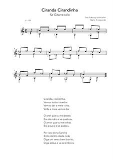 Ciranda Cirandinha: Ciranda Cirandinha by folklore